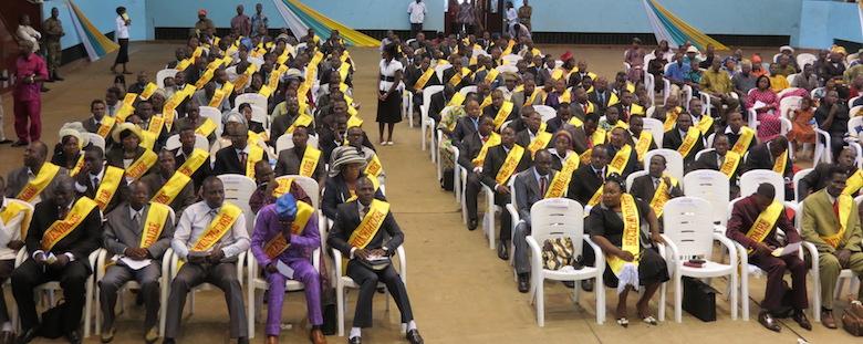 Pray for Benin