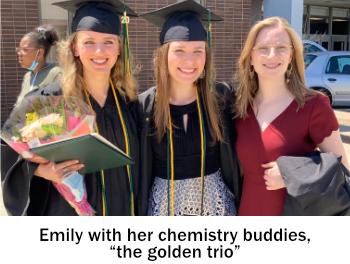 The Chemistry Golden Trio