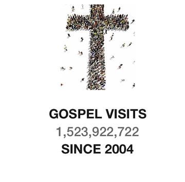 All-time Gospel Visits: 1.5 billion